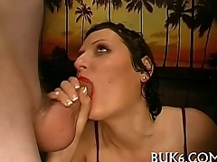 Cumshots on babe'_s charming face