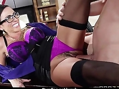 Office slut gets a good fuck to release stress 16