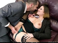 Office slut gets a good fuck to release underline 1