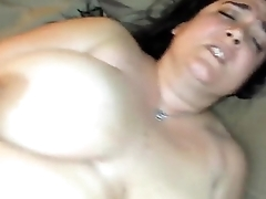 frisky chubby girlfriend from BBWCurvy .com