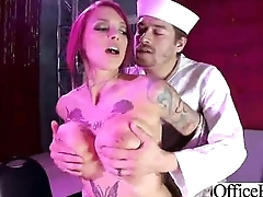 Busty Girl (anna terror peaks) Close by Office Get Hard Style Banged vid-03