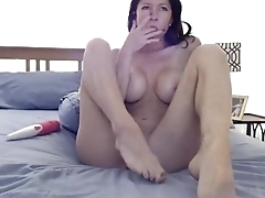 Adorable Sexy coupled with Dilatable Milf