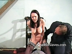 Emilys freakish anal punishment and tit tortures of suffering amateur bdsm menial