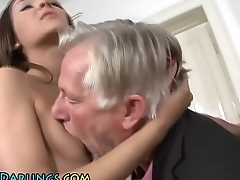 Sexy aggravation threesome babes