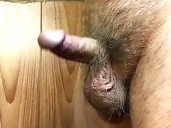 My cock growing with no help.
