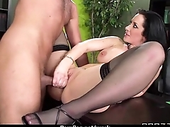 Hot Sensual Milf with Big Boobs Fucking Hard 23