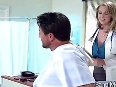 Action Scene Standing b continuously Unsightly Doctor Added to Horny Patient (brooke wylde) movie-09