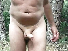 horny in the woods