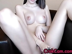 Sexy girl masturbate - crakcam.com - adult webcams - cock suckers