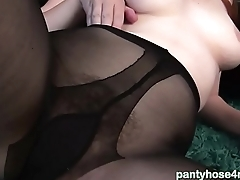 Shy heavy big tits solo