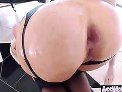 Hard Style Anal Sex With Ass Oiled Chunky Butt Girl (jenna ivory) movie-16