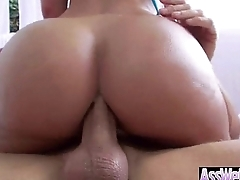 Hard Style Anal Sex With Ass Oiled Big Butt Girl (jada stevens) movie-15