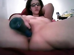 Unspecified Next Door Candi Dees using the vibe - honeyoncam.com