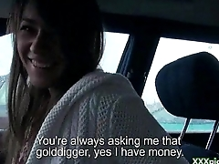 Public Pickups - Czech Sexy Unprofessional Girl Suck Cock Be fitting of Doctrinaire 04