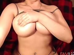 White ass Heather back a perishable cunt and DD tits