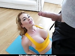 TheReaLWorkout - Take charge Babe'_s Cock-Sucking Workout