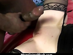 Mammy craves for a big black cock 17