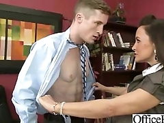 (lisa ann) Employee Girl With respect to Broad in the beam Boobs Love Sexual relations In Office mov-26