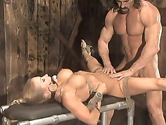 Joelean BDSM round big guy