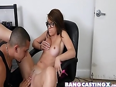 Splendid Slut Upon Send Audition