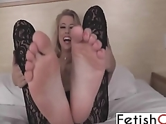Fetishon - foot charm worship hd porn videos