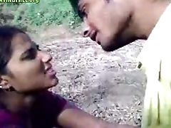 Indian amateurish lovers regurgitate sex dating-100p