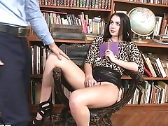 Kittina Ivory Loves To Ride Surpassing A Big One